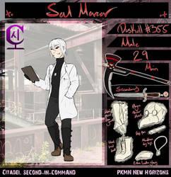 [P-NH] Soul Mercer App