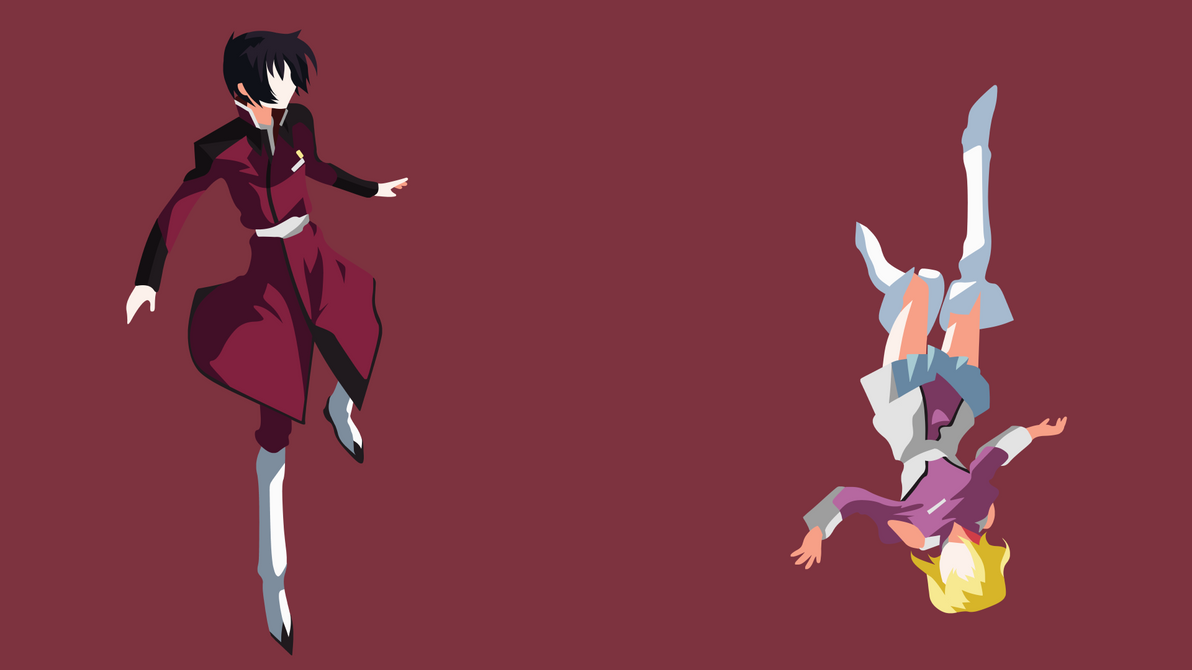 Mobile Suit Gundam Seed Destiny Minimalist Ver 1 by FIDELx