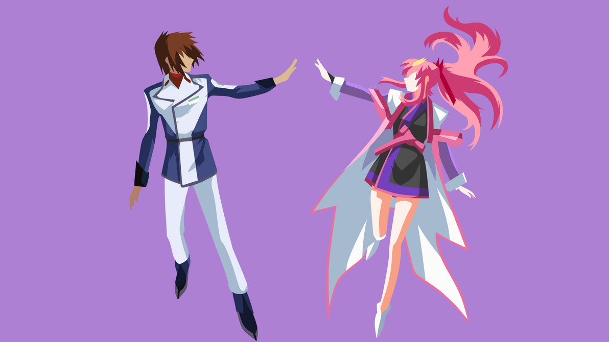 Mobile Suit Gundam Seed Destiny Minimalist Ver 2 by FIDELx
