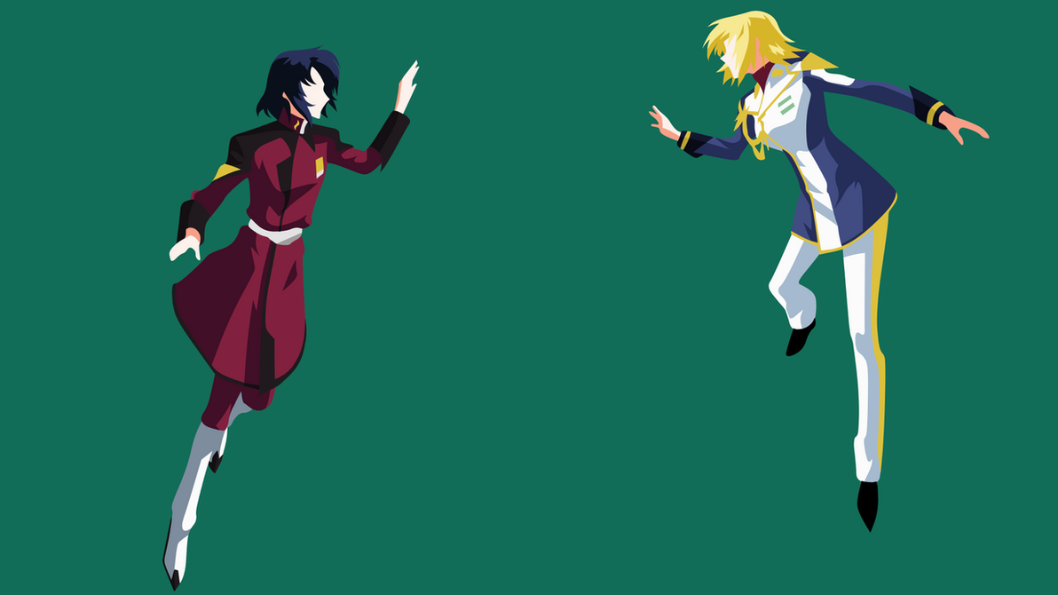 Mobile Suit Gundam Seed Destiny Minimalist Ver 4 by FIDELx