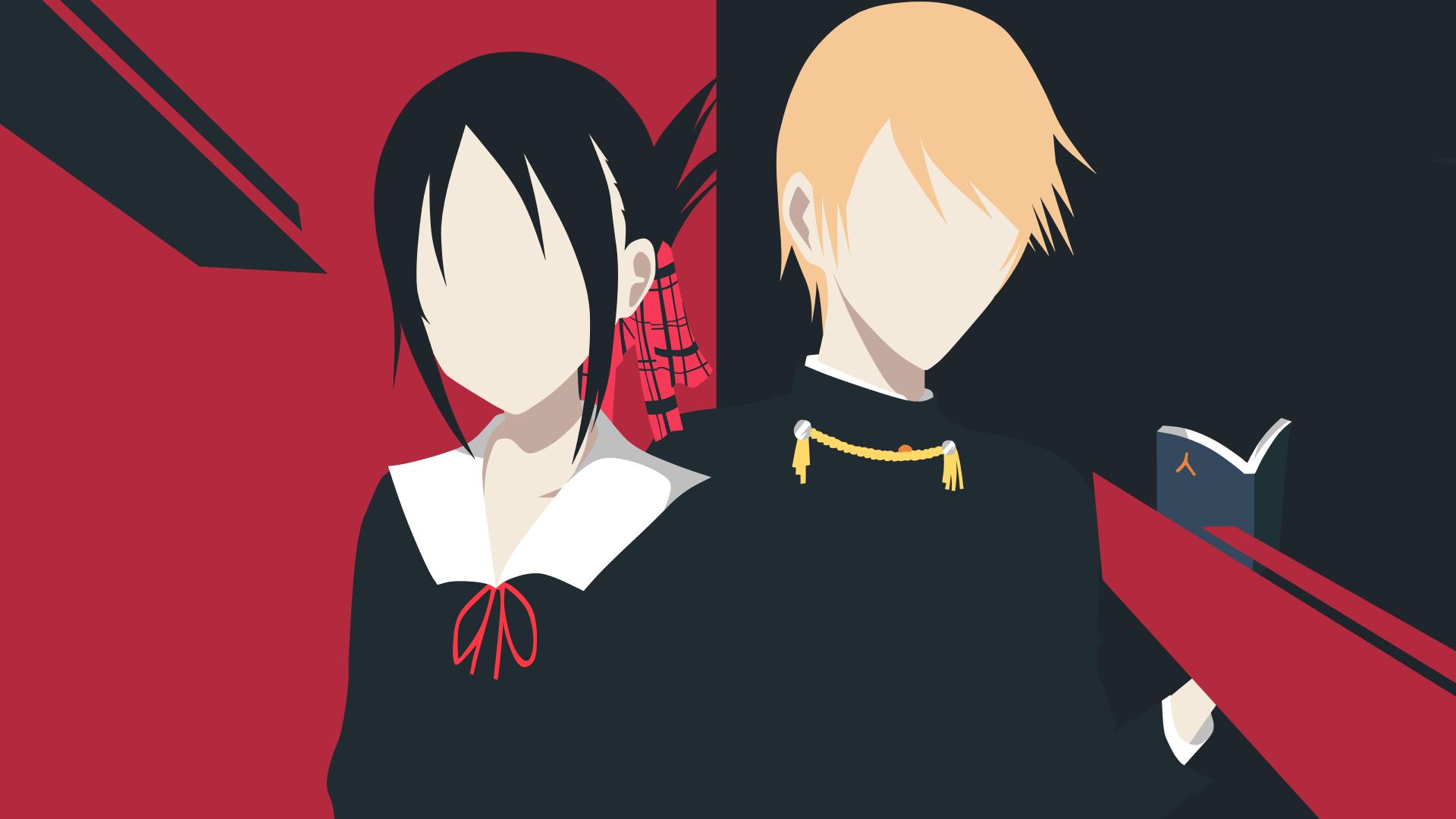 Kaguya Sama Love Is War Minimalist By Yuki Neh On Deviantart