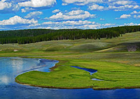 Yellowstone National Park #5 by KRHPhotography