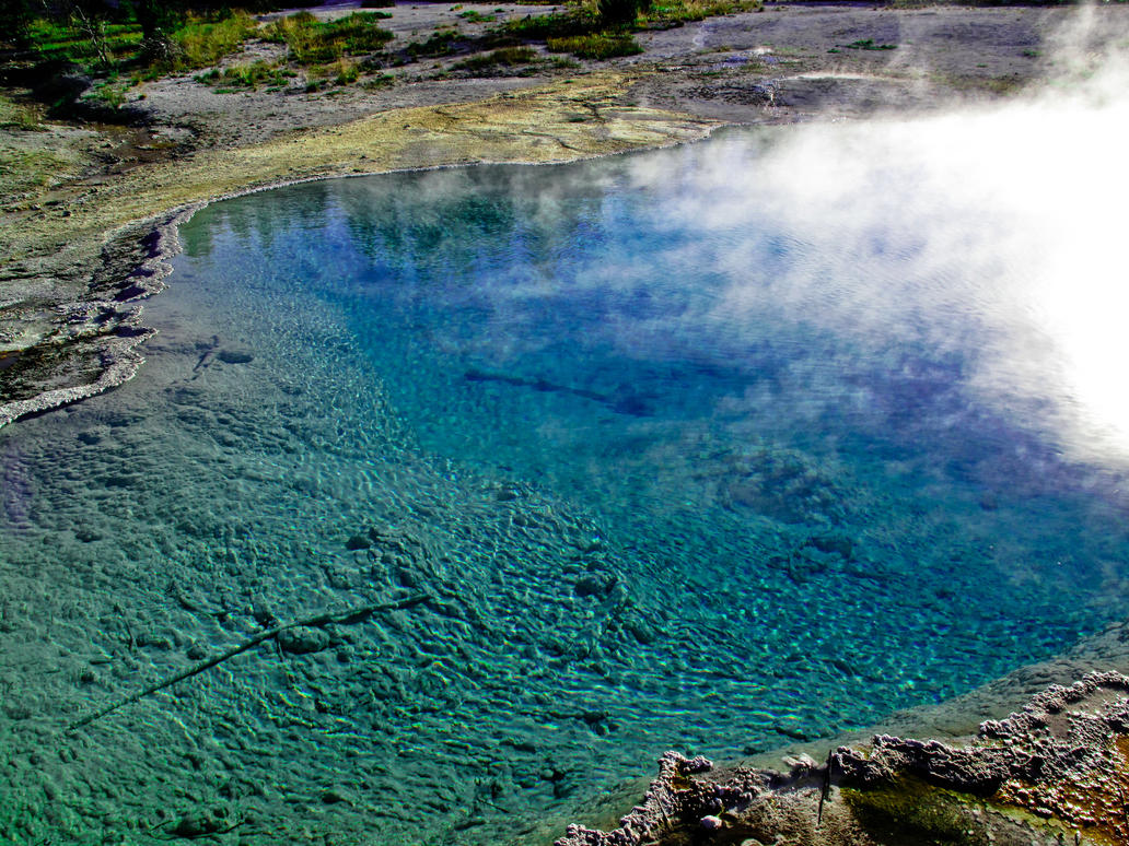 Yellowstone National Park #6 by KRHPhotography