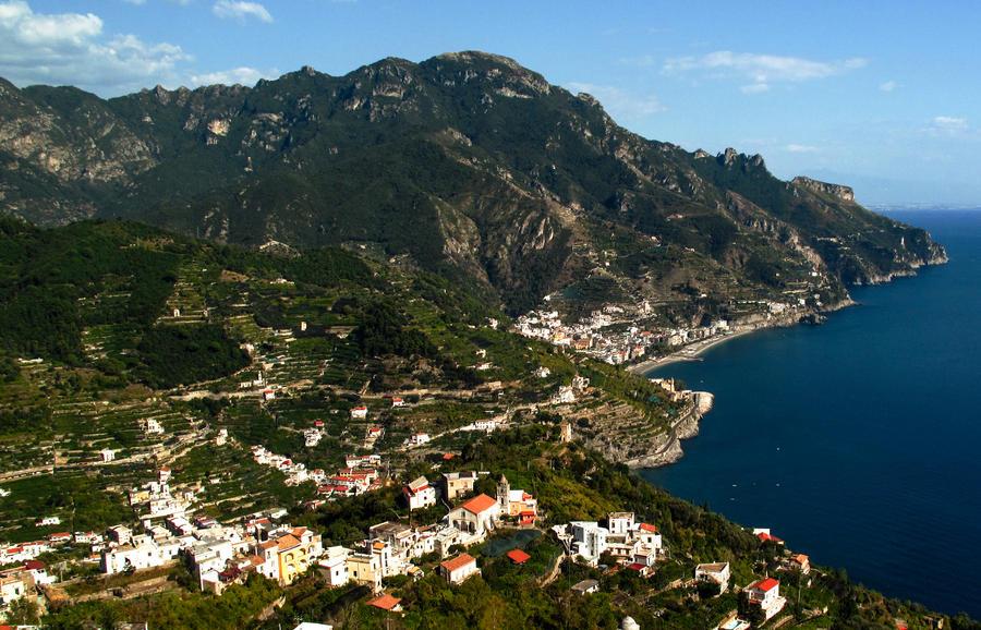 Amalfi by KRHPhotography