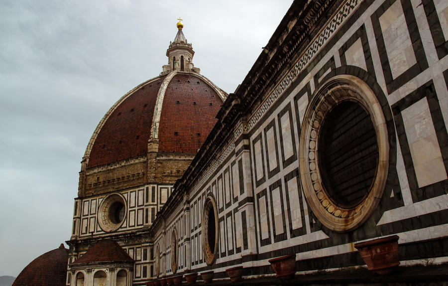Florentine Duomo by KRHPhotography