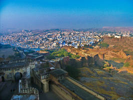 Jodhpur by Gazounette