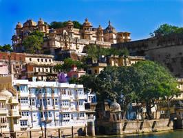 Udaipur by Gazounette
