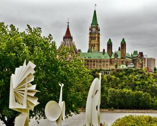 Ottawa by Gazounette