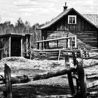 Petite maison dans la prairie by Gazounette