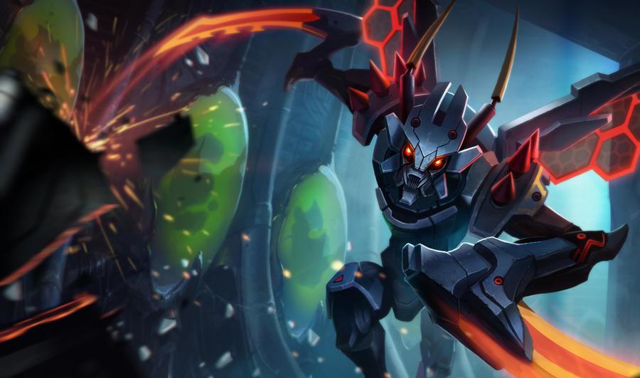 Khazix League of Legends #3 by xguides