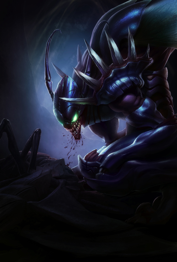 Khazix League of Legends #5 by xguides