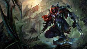 Zed League of Legends  #2