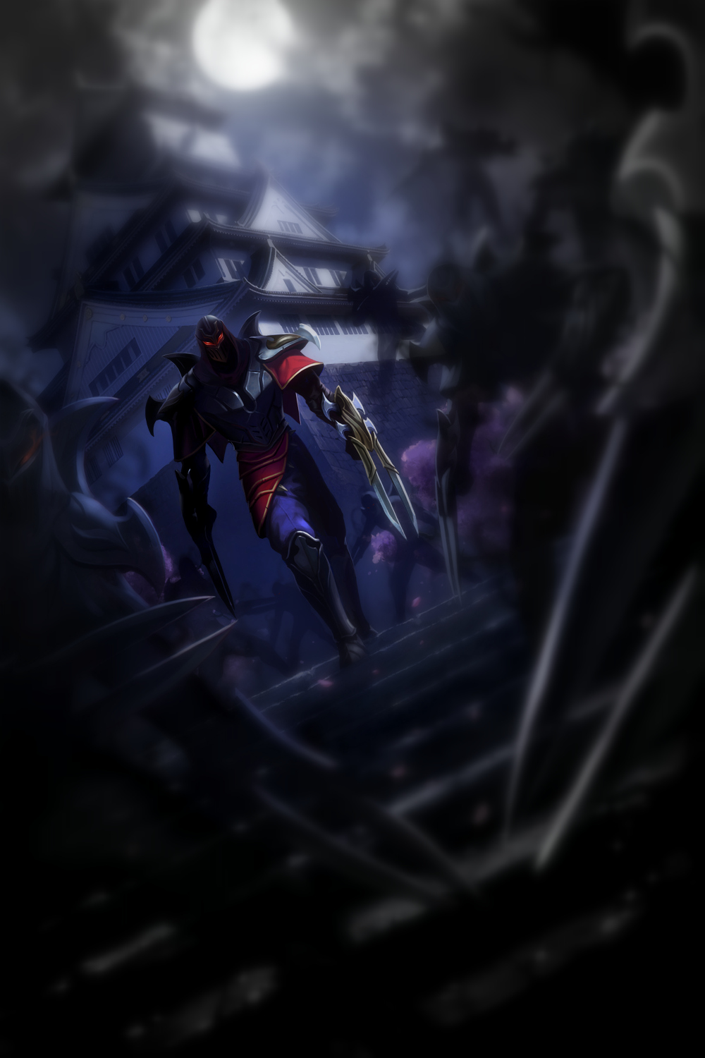Zed Master Of Shadows ...