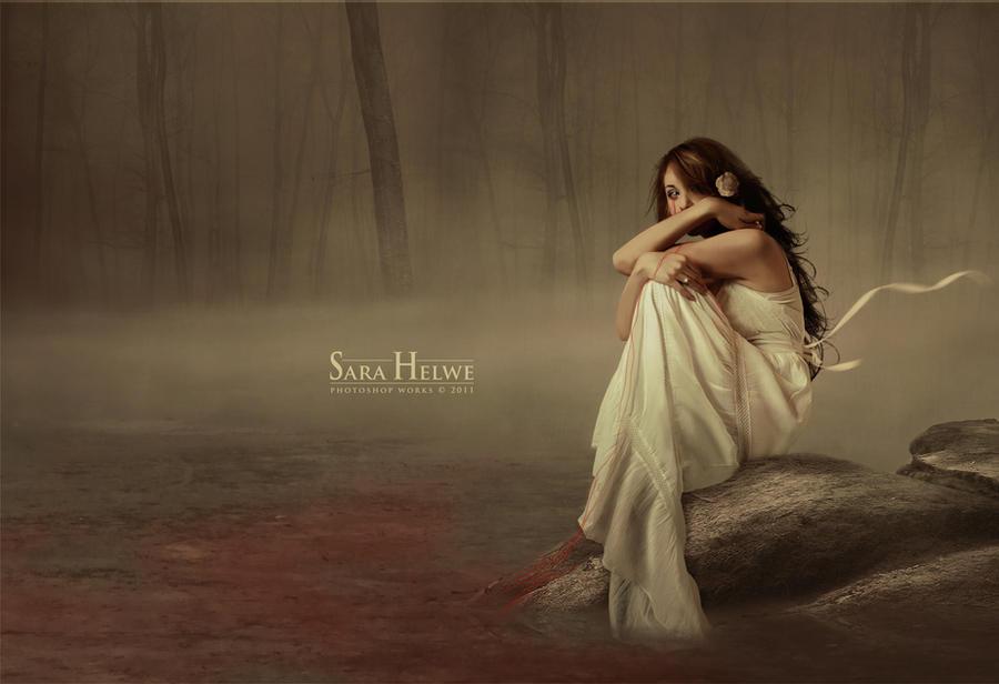 Solitude by sara-hel