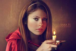 Red Riding hood - VI by sara-hel