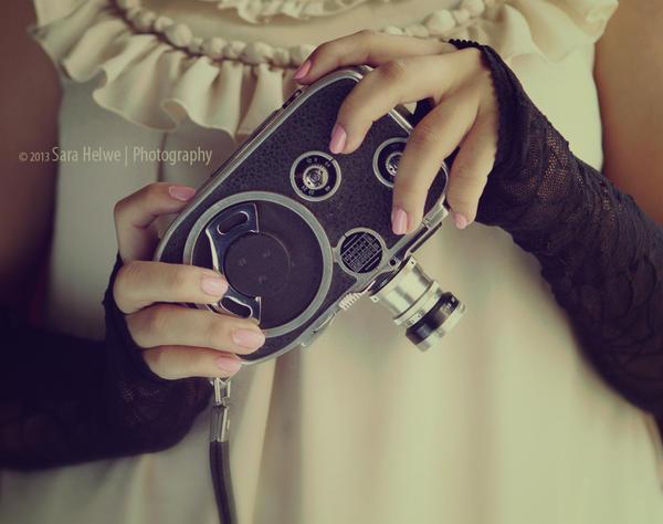 Vintage Video cam by sara-hel