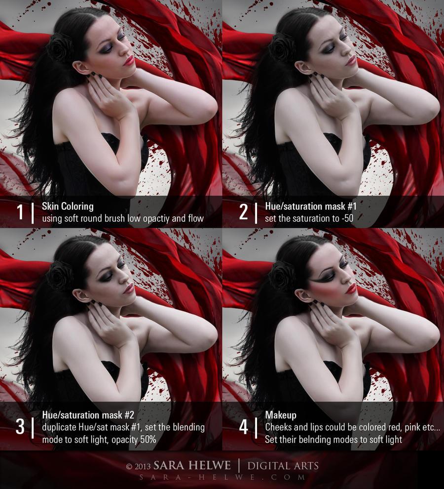 Pale skin trick by sara-hel