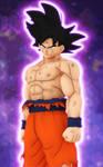 Goku Ultra Instinct -Sign-