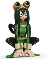 Froppy by Snoopsahoy