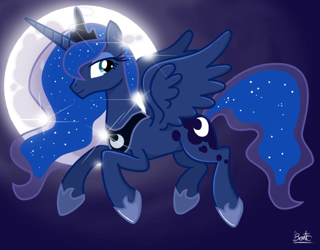 Gamer Luna Wallpaper - WallpaperSafari