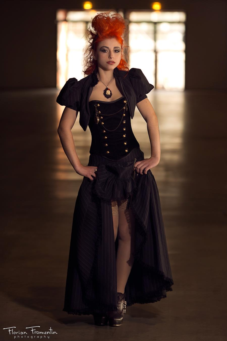 Steampunk Fashion: Steampunk Fashion Show My Oppa By Myoppa-creation On