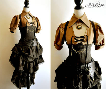 Dress steampunk