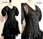 Fashion Show steampunk burlesque