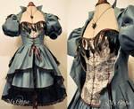 Custom order My Oppa  Steampunk Alice