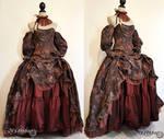 dress My oppa Mori/ steampunk