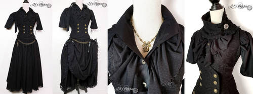 New Gothic outfit My Oppa