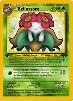 Bellossom by ThitaniumPrince