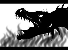 Stripgenerator Dragon by ThitaniumPrince