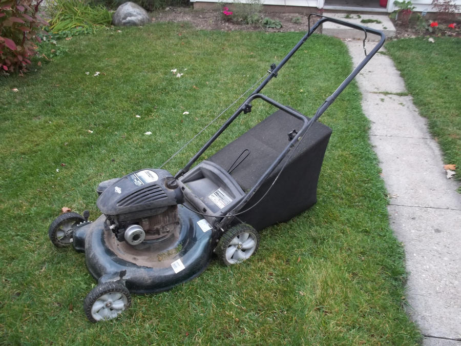 Dumpster Find 2007 Bolens 21 Lawn Mower By Wuvvzy93 On