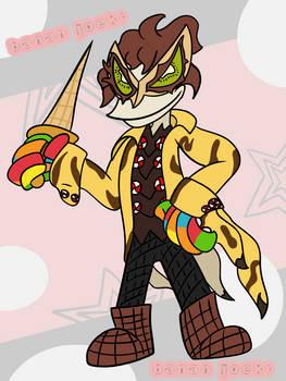 Jokers a sweetie, aint he?