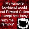 My Vampire Boyfriend by Wicked-Wonders