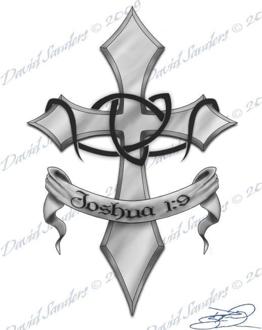 Cross Tattoo II by Mancer on DeviantArt