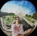 George Harrison - Taj Mahal