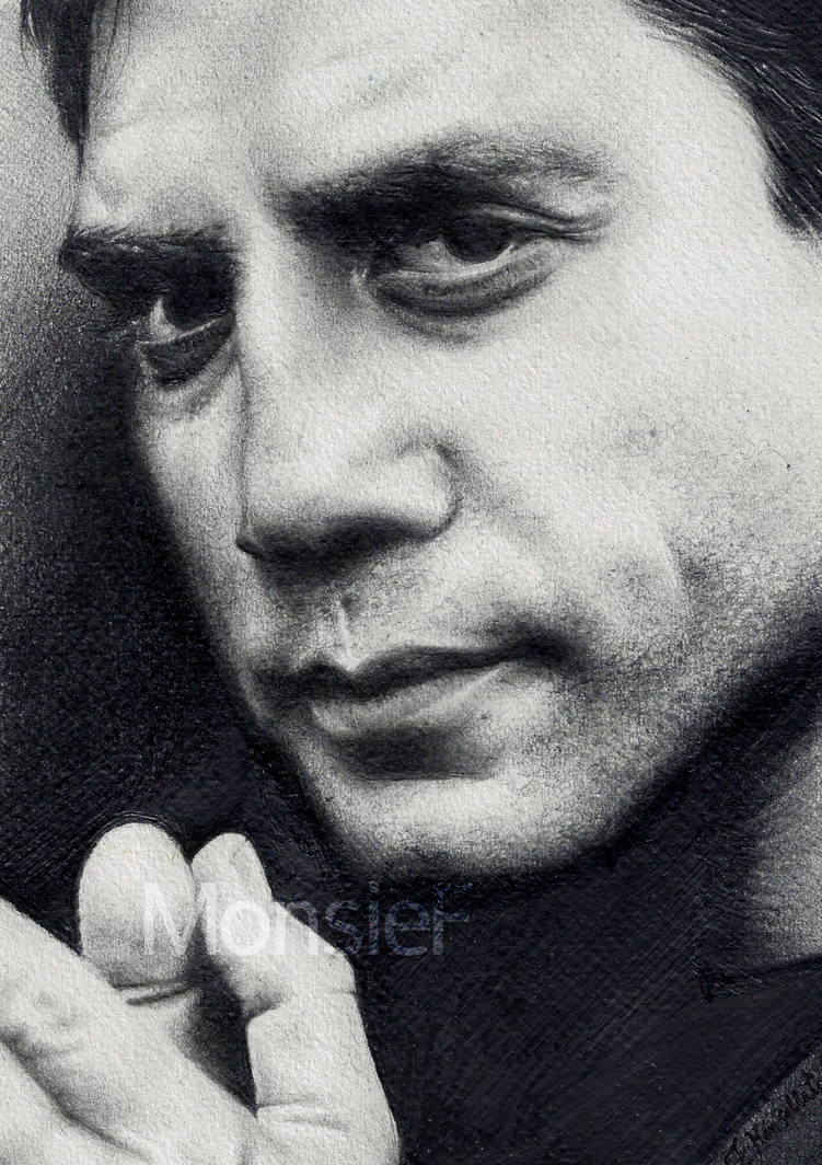 Javier Bardem by MonsieF