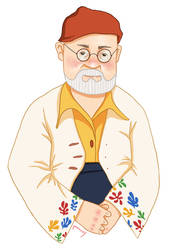 Henri Matisse by MonsieF