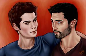 Derek and Stiles - Nothing Rhymes With Orange
