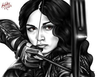 Argent Arrow by xkxdx