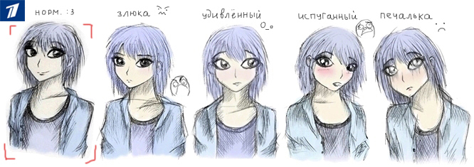 First Channel's Emotions by Nika-Raskolnikova