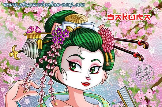 Sakura preview