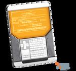ME2 Datapad for XPS