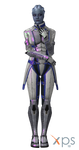 ME3 Liara T'Soni for XPS