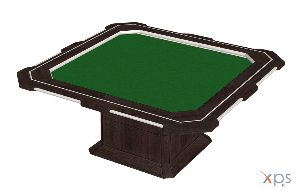 ME3 Pool/Card Table For XPS By Just Jasper ...