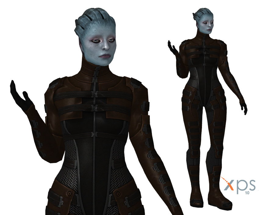 Morinth for XPS by Just-Jasper