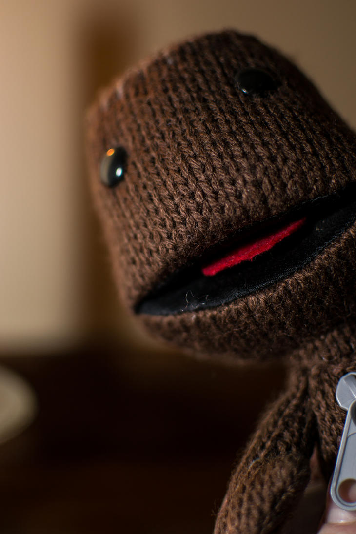 Sackboy by Tina-Roar