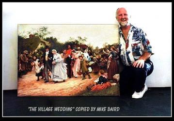 Mikes Flat 112Village Wedding