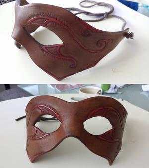 Finally finished my mask